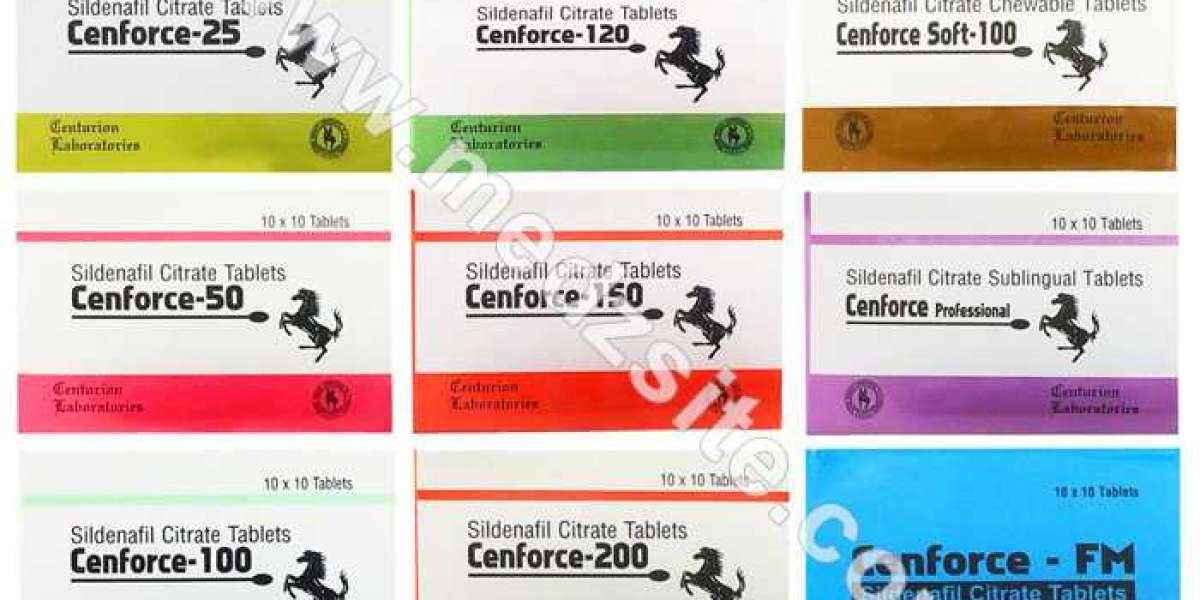 Cenforce - How Does It Work?