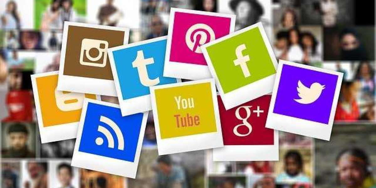What are the most popular social networks after Facebook and youtube?