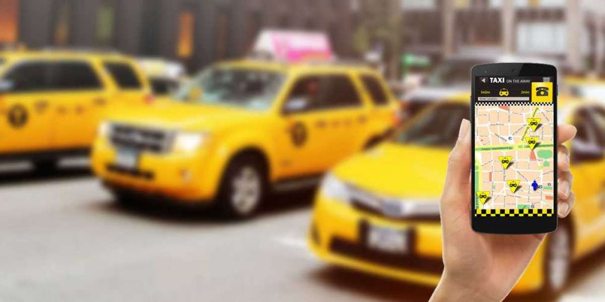 Start Your Own Taxi Booking Service With Bolt Clone