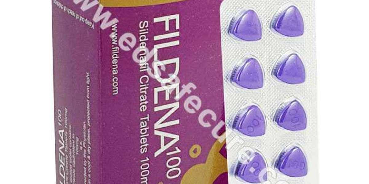 Buy Fildena 100 mg |  20% Off + Reviews | Edsafecure