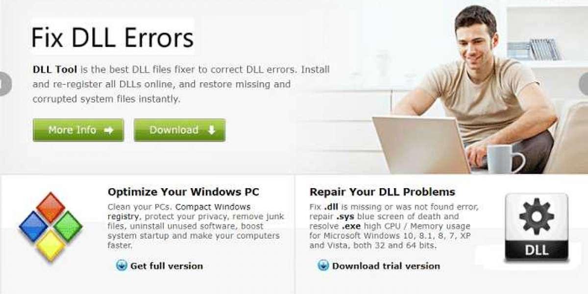 Dll repair tool