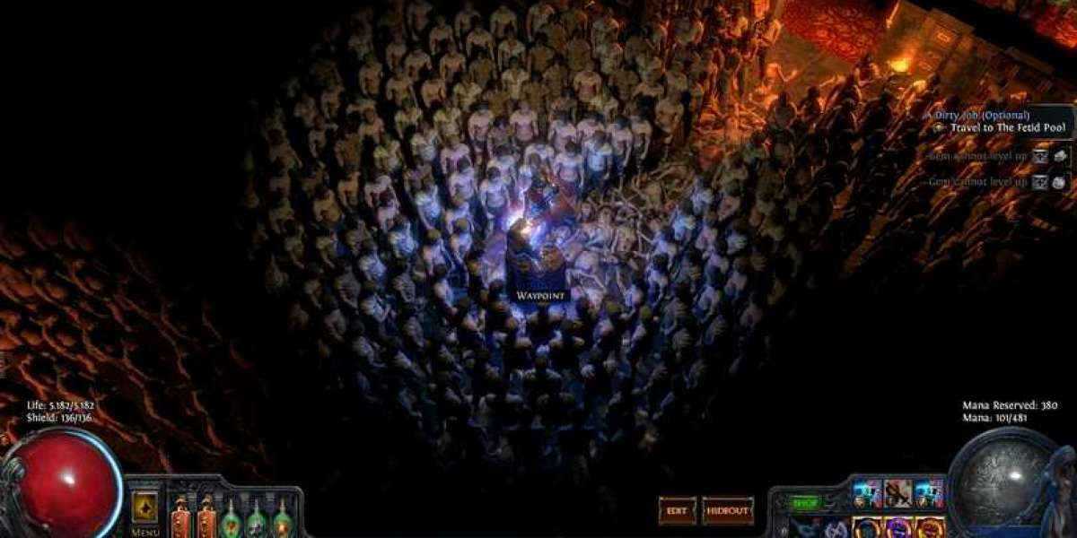 Path of Exile: Expedition is now available