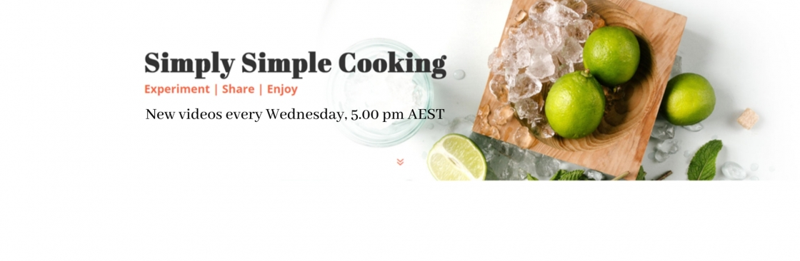 Simply Simple Cooking Cover Image