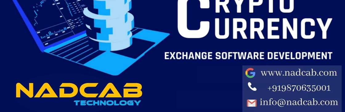 Cryptocurrency Exchange Software Development Company In India Cover Image