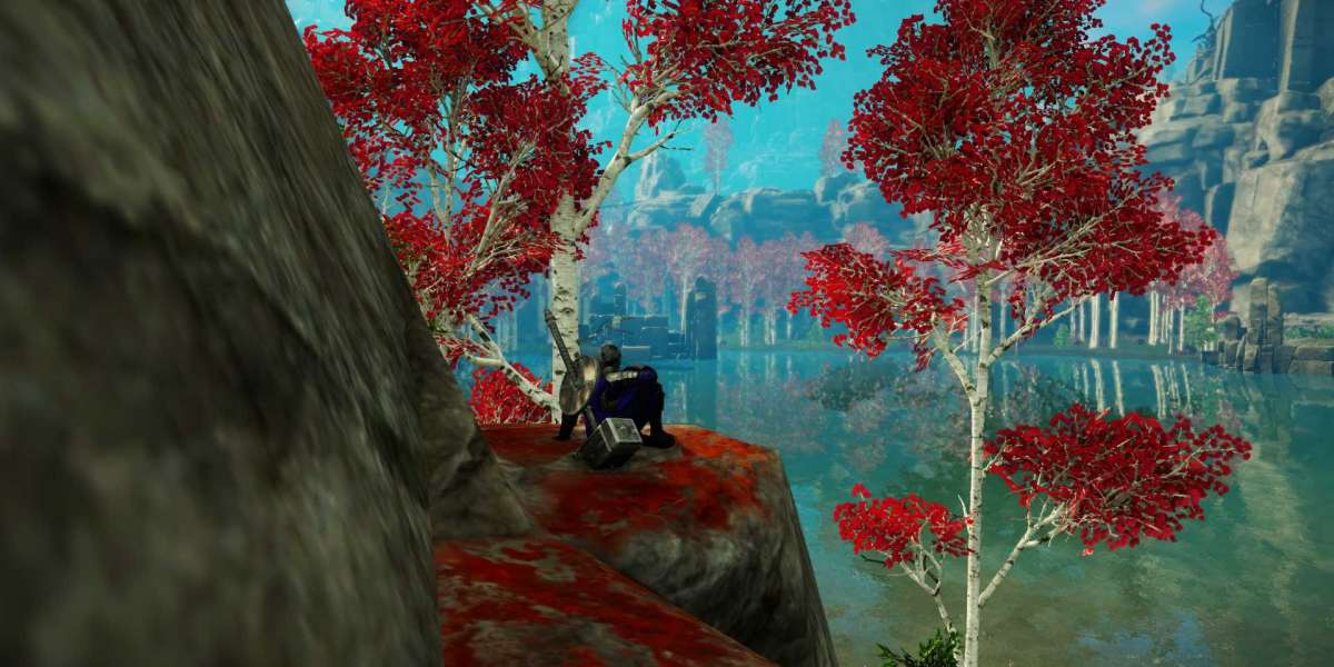 Amazon's new world MMO caused a sensation