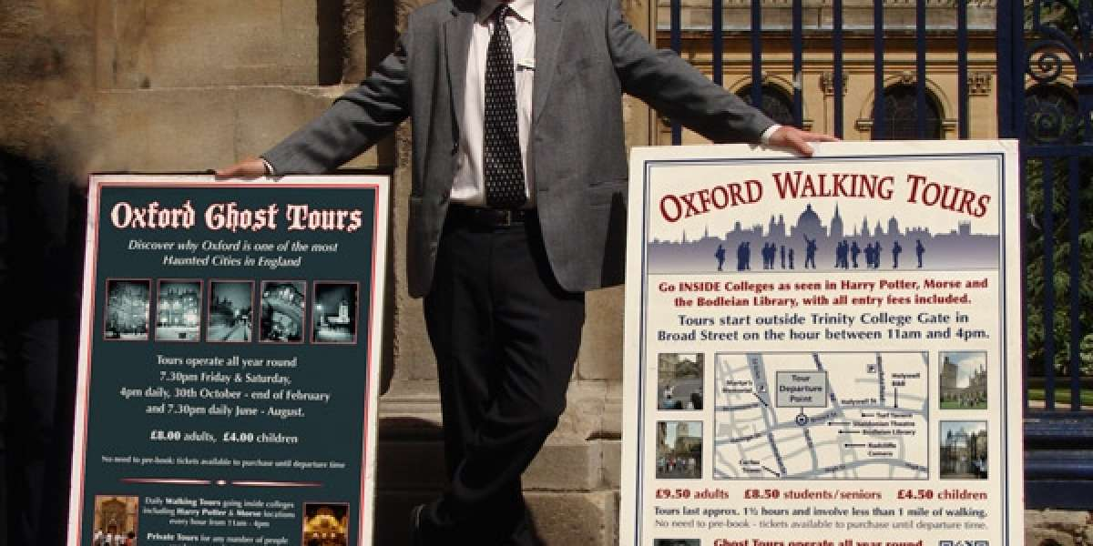 Tour agency in Oxford