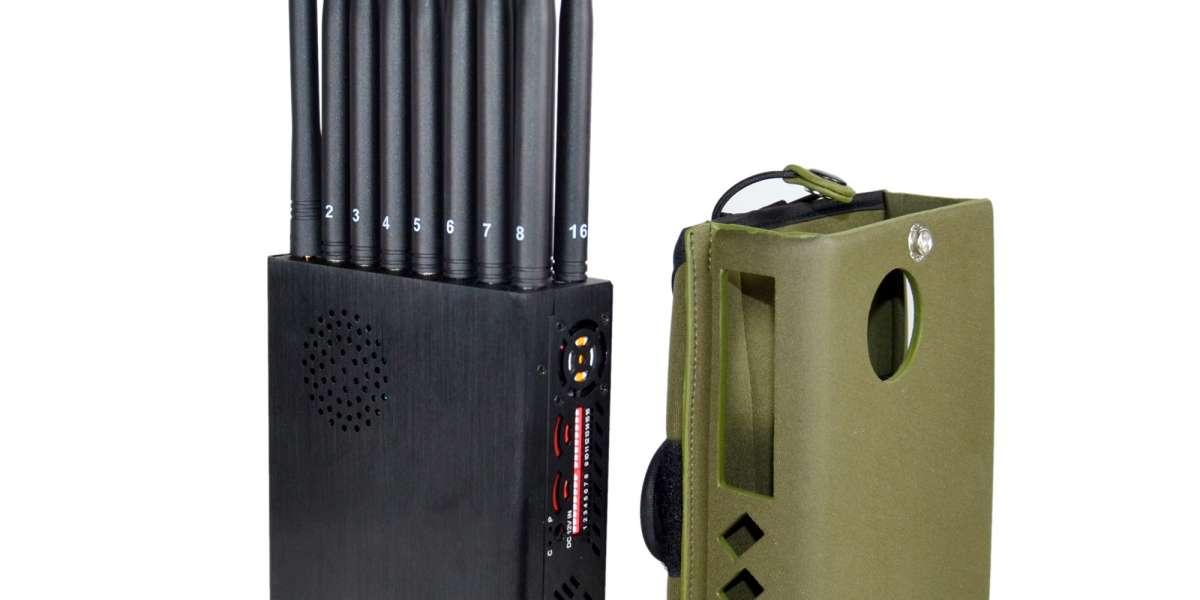 Signalstörsender sind von großer Bedeutung für die Nutzung von Mobiltelefonen