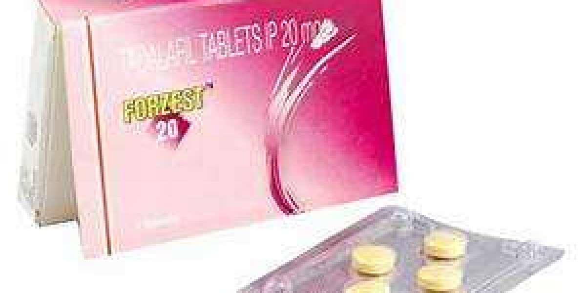 Buy Forzest 20mg online   Tadalafil 20mg