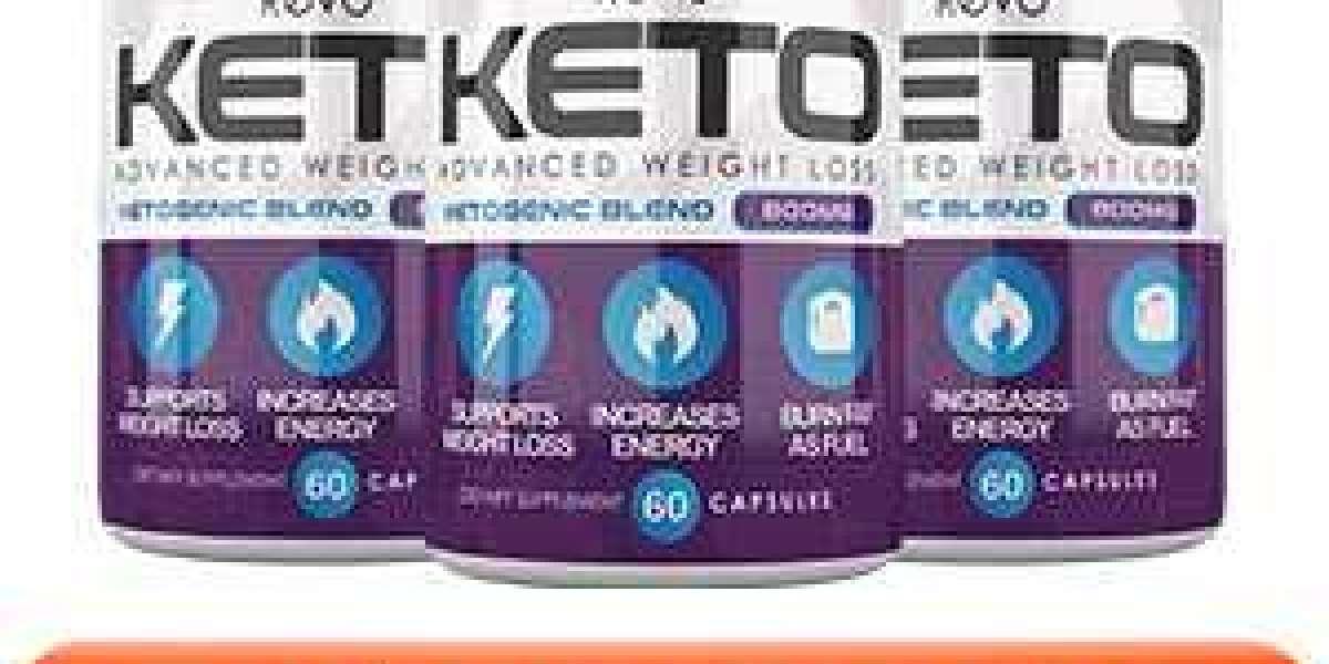 Revo Keto Weight Loss Pills