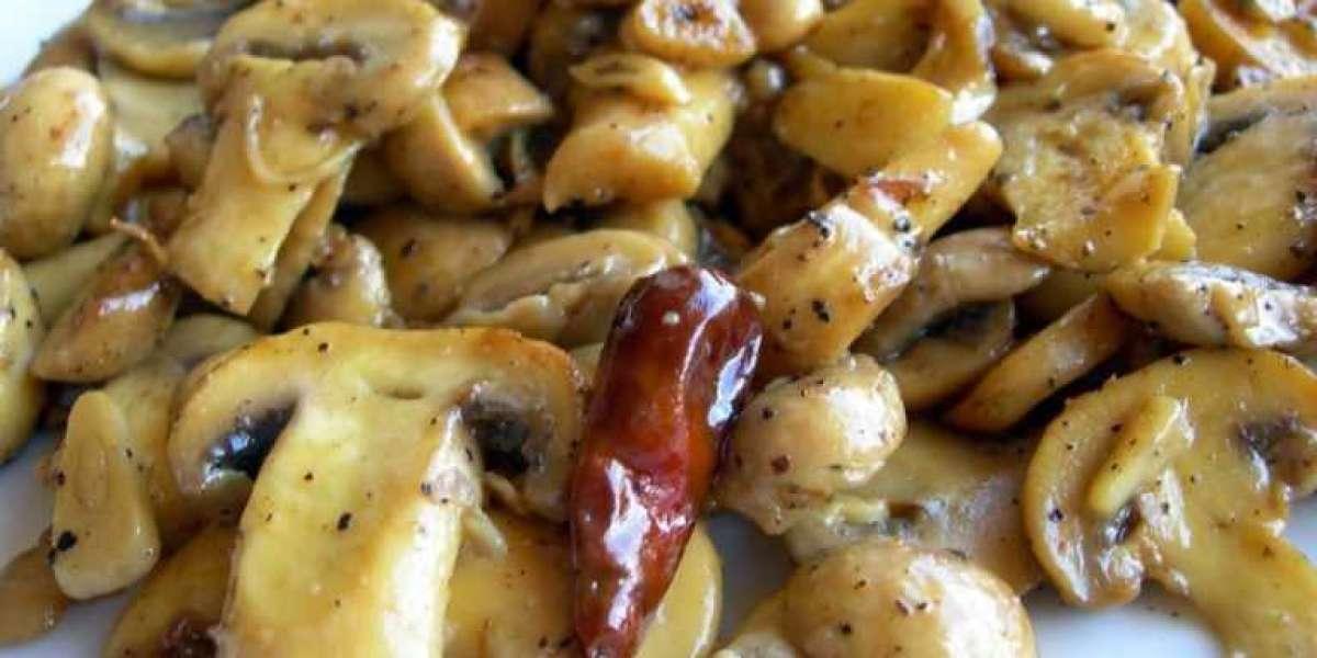 Recipe For Mushroom Casserole