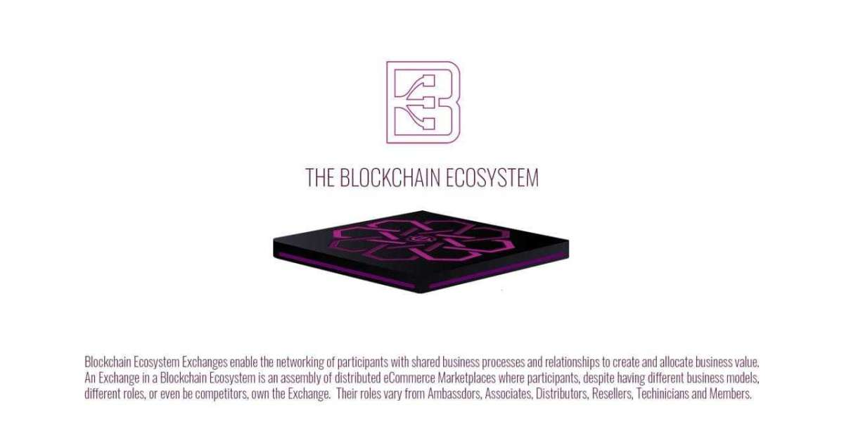 BLOCKCHAIN ECOSYSTEM EXCHANGE LAUNCH