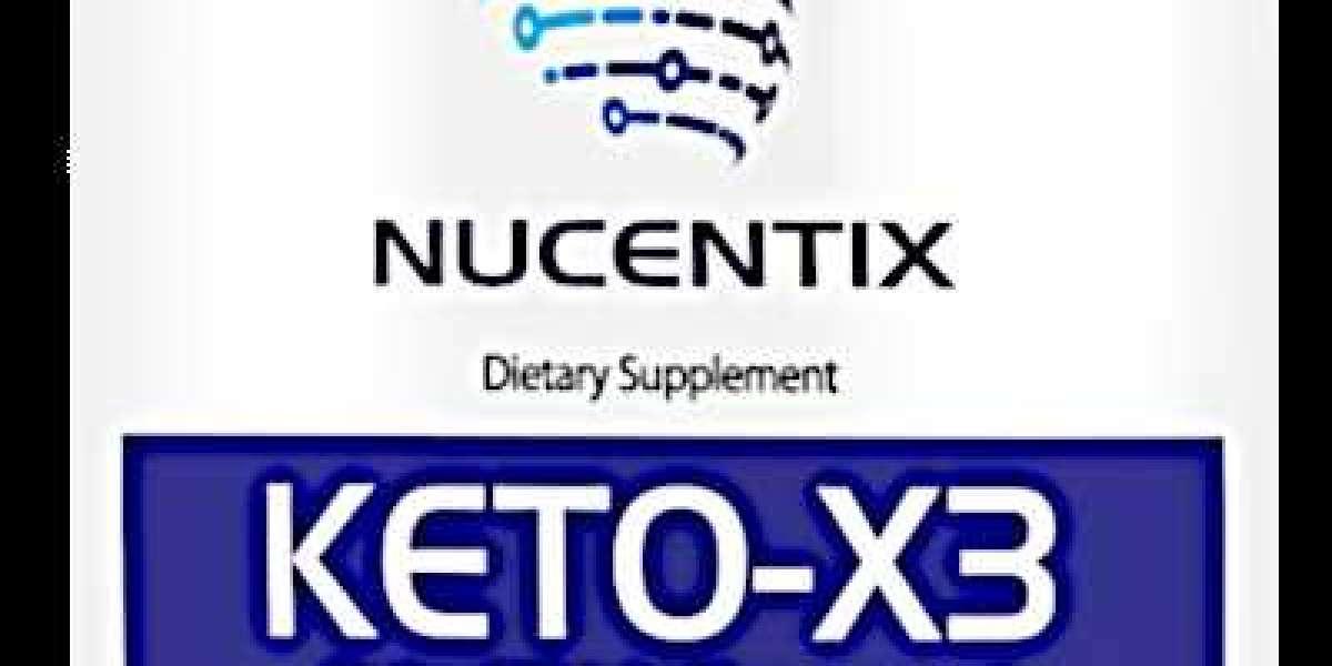 Keto X3 Weight Loss Pills